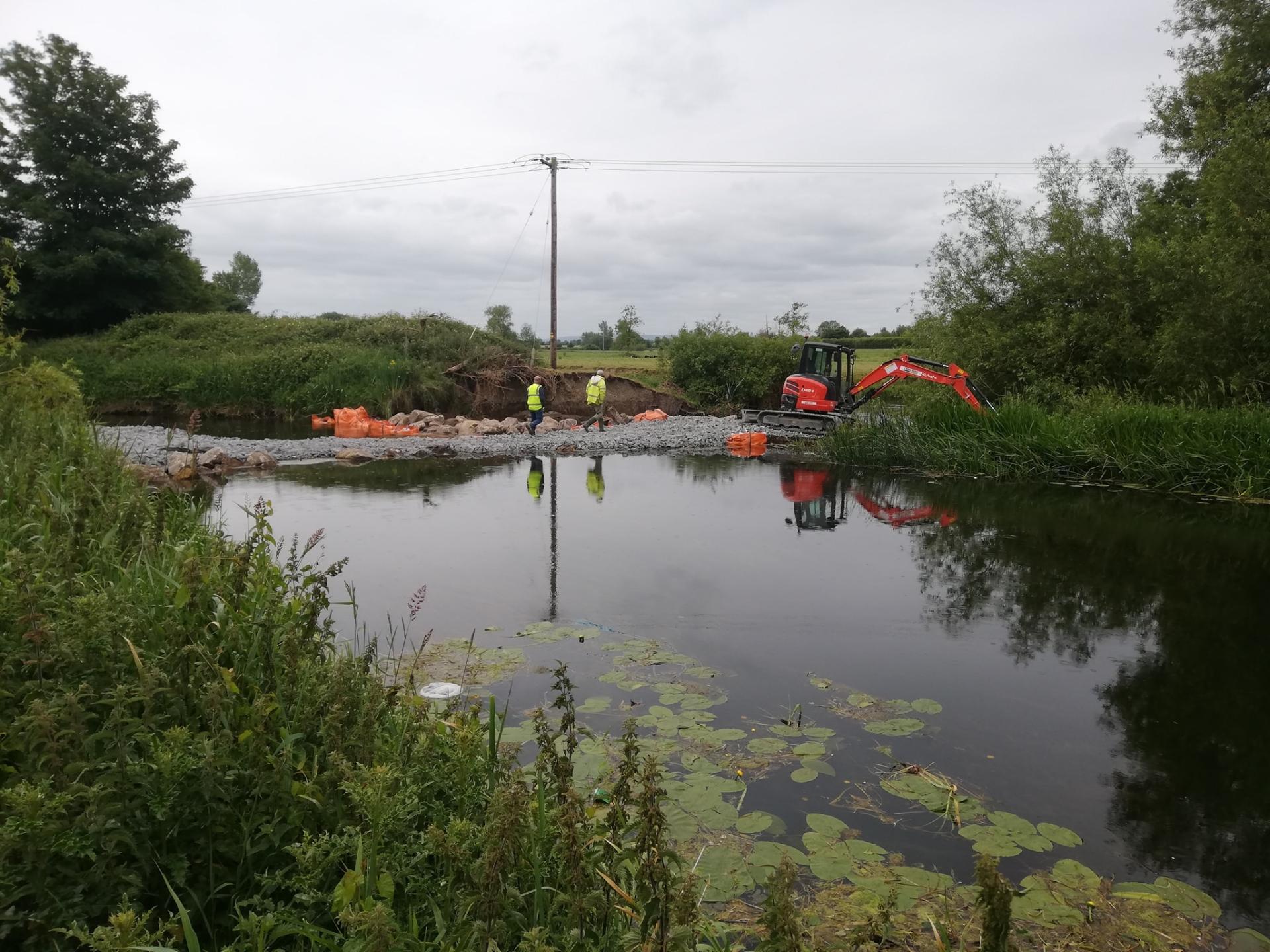 Athy Conservation Managment Interperation Plan
