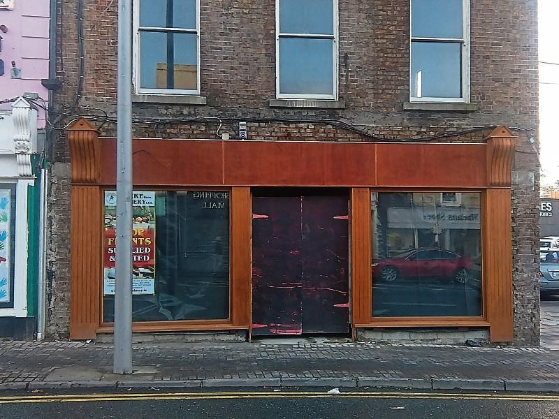 September finish date for new Naas shop development
