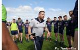 Cian O'Neill steps down as Kildare Senior Football Manager after four years in charge