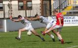 Kelly to the fore as Athy fend off Clane for second win in SFC