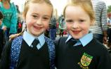 GALLERY: First Day At School at Scoil Bhríde in Kill today