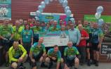 Woodie's Kildare staff raise over €10,000 for children's charity