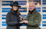 Blue Sari claims Kildare Now Maiden Hurdle at Punchestown Winter Festival, Day 1