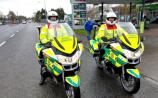Blood Bike Leinster volunteers provided with free fuel during Covid-19 by Applegreen
