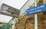 Naas man assaulted at Sallins train station