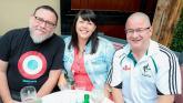 PICTURES: Kildare fans at McDonnell's Bar, Newbridge