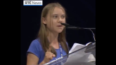 'Children should aspire to be like Greta Thunberg,' Kildare Greens say following damning report