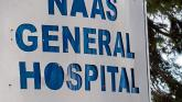 """Public told to stay away from Naas Hospital unless it's """"absolutely essential"""""""