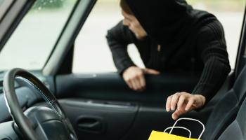 Thefts from cars in Kill and Johnstown in 60 minutes