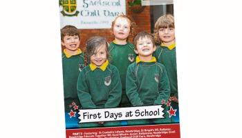 Attention Newbridge Junior Infants Parents: Don't miss Part II of our First Days at School supplement - out now