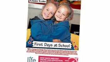 Calling Kildare Junior Infants parents - don't miss Part III of our First Days at School supplement