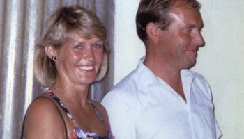"""""""Joyce was as perfect as you can get in this world"""" - husband of murder victim tells TV documentary"""