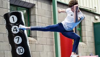 Portarlington MMA teen to represent Ireland at World Championships this summer