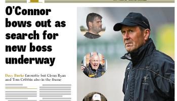In this week's Leinster Leader Sport