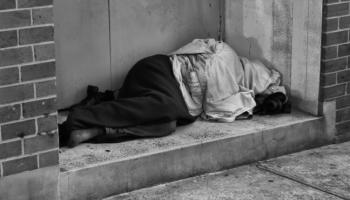 Latest homeless figures show increase over the last month