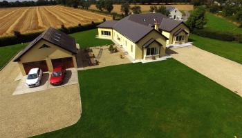Country retreat: Four-bed property on 1.3 acres on Curragh for €995k