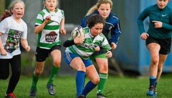 Women's and girls' rugby is growing from the ground up