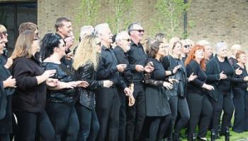 KILDARE CULTURE NIGHT: Newbridge: A Night of Joy with the Gospel Choir