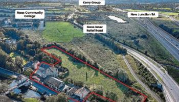 Kildare Property Watch: Historic Leinster Mills complex in Naas on market for €950,000