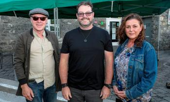 PICTURES: Enjoying the John Lynch gig at the Moat Theatre in Naas