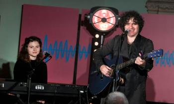 PICTURES: Paddy Casey gig in St Patrick's Church, Newbridge