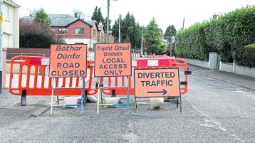 Road works this week on five local roads in Kildare/Newbridge municipal district