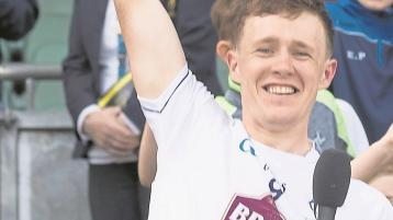 Different mentality insists Kildare hurling captain