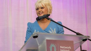 GALLERY: Kildare's Anita shines at Network Ireland International Women's Day celebrations
