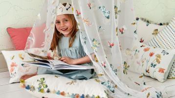 Creative children's décor with Louise Higgins of Aspire Design