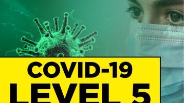 LATEST: 61 new cases of Covid-19 in Kildare today