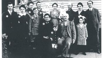 FEATURE: From Kildare famine to US fortune - the story of the Lawler family from Athy