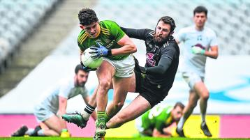 High stakes as Kildare take on Meath
