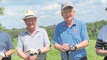 Kildare Golf: Killeen's Charles Moran tops in KMSA