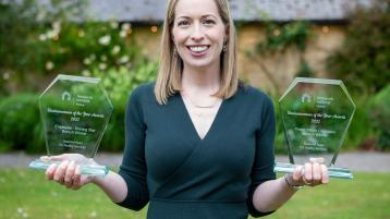Photo Gallery: Network Kildare awards lunch honours local businesswomen