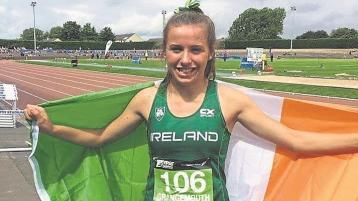 Kildare athletes perform with distinction