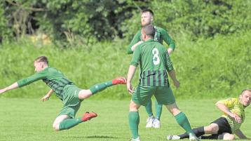 Kildare soccer: Sallins bring M'evin's run to an end