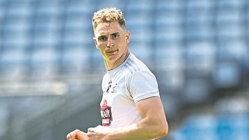 Kildare's Daniel Flynn: the smile, the pace and the magic