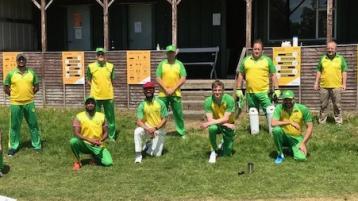 Kildare cricket: Halverstown on the march