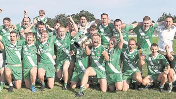 Kildare GAA: Sarsfields stun Maynooth to capture JHC title