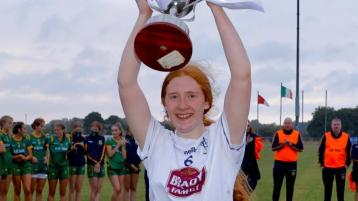 Kildare Ladies crowned Leinster champions