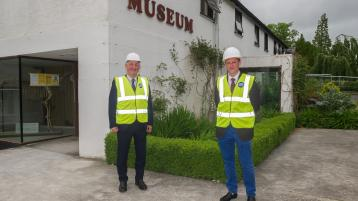 Construction starts on National Equine Innovation Centre
