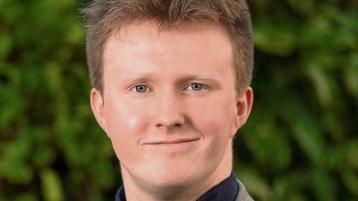 Ronan Maher, Green Party - Meet the #GE2020 candidates, Kildare South