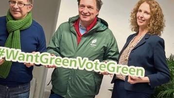 Green Party opens first Kildare constituency office in Celbridge