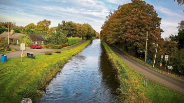 Naas canal banks will be closed to traffic every Sunday of the year