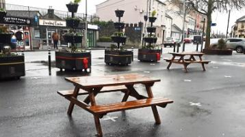 €35,000 spent on 'successful' Naas square renovation costs