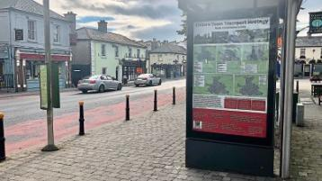 Work on new transport strategy for Kildare town