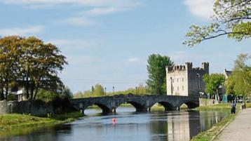 Tourist attraction: Barrow Blueway through Rathangan, Monasterevin and Athy will be completed by end of next year