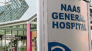 More overcrowding at Naas Hospital