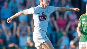 Daniel Flynn returns for Kildare