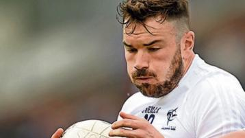 Kildare name team for Leinster final